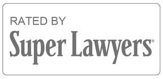 Rated by Super Lawyers insignia