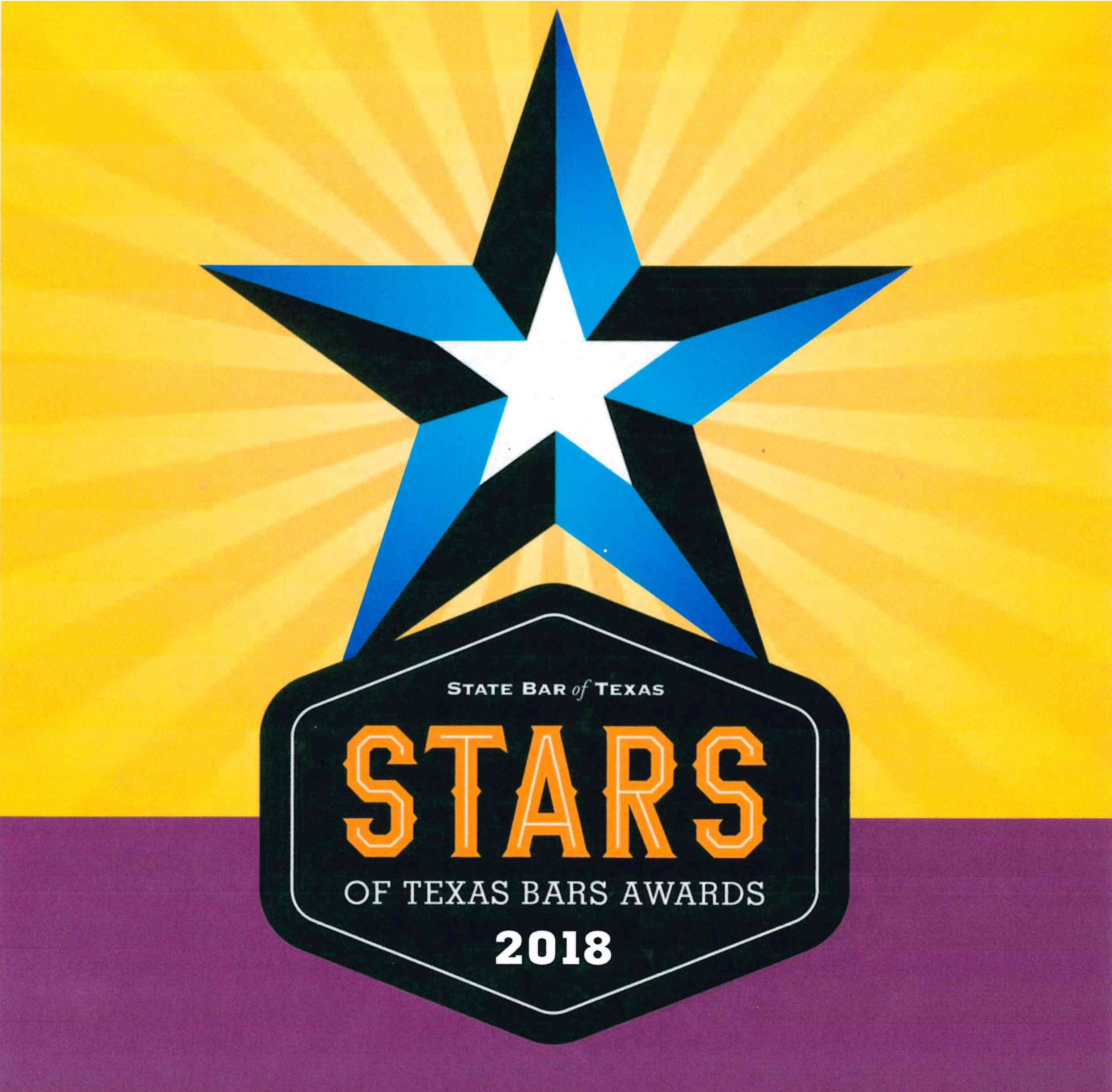 Stars of Texas Bar Awards