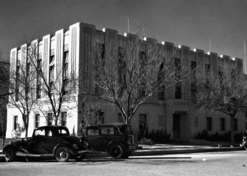 lubbock courthouse
