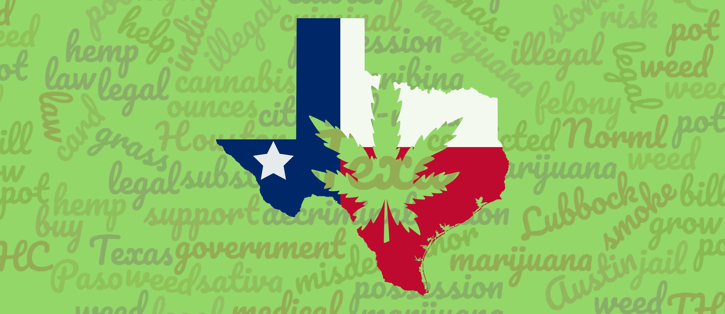 Marijuana Illegal in Texas