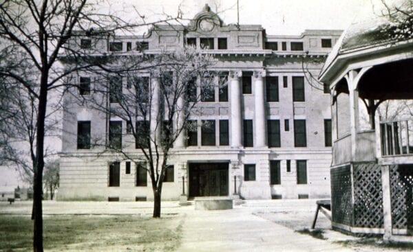 Crosbyton Courthouse