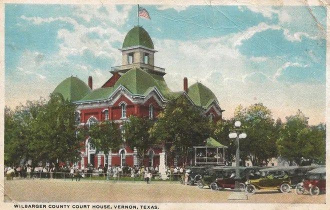 Vernon Courthouse